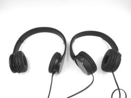 2X Headphones, Wired 3.5mm Plug - Sony + Bytech Folding, Foldable - Blac... - $24.70