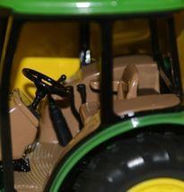 John Deere TBE15357 Die Cast Metal Replica 5420 Tractor Functional Loader image 3