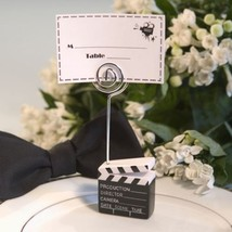 Clapboard Style Placecard Holder - $35.64