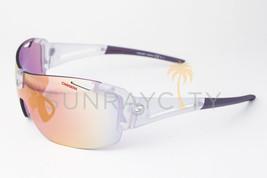 Carrera R&B X-lite/s Clear White / Red Mirror And Salmon Lens Sunglasses 7IEPQ - $136.71