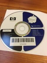 Vintage 2001 HP Invent G55 xi Windows 2.43 Mac Macintosh 2.0.5 Software ... - $14.99