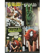 THE INVISIBLES lot of (4) issues #10 #11 #13 #18 (1997/8) DC Vertigo Com... - $9.89