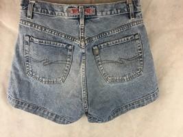 Silver Denim Blue Jean Shorts Size 30 Cotton Classic Rise - $19.75