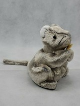 Cheddar gray mouse TY Beanie Baby Plush Toy  (B11) - $12.00