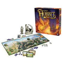 Logic Board Game, The Hobbit Adventure Fantasy Novel-based Travel Board ... - $40.29
