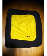 """NEW WITH TAGS NIKE 3 RING ZIPPER BINDER, MADE BY MEAD Yellow 2"""" - $44.32"""