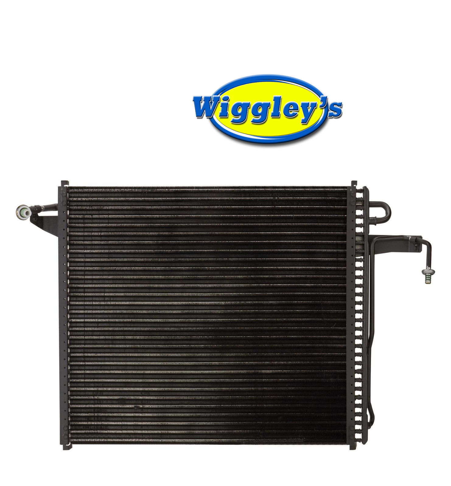 A/C CONDENSER W/ OHV ENGINE FO3030140 FOR 95 96 97 FORD EXPLORER V6 4.0L