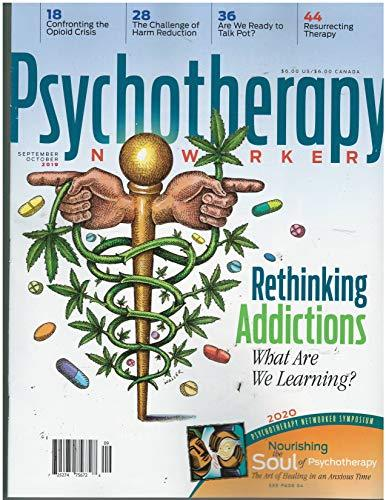 Primary image for Psychotherapy Magazine September October 2019 [Single Issue Magazine] Various