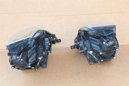 08-13 Cadillac CTS 4 door Sedan Halogen Headlight Lamp Set L&R image 12