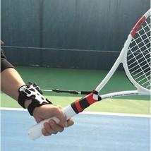 Tennis Practice Trainer Serve Balls Exercise Machine Wrist Posture Corre... - $53.20