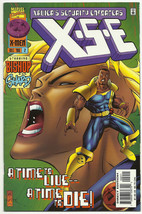 Comic Book Xavier's Security Enforcers #2 Marvel 1996 - $0.98