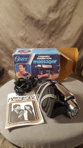 VTG Oster Imperial Massager 138-11B Hand Held 2 Speed Sweden Stainless with box - $45.00