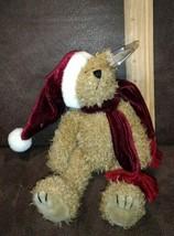 Ty Attic Treasure Christmas toy JANGLE Jingle all the Way Pristine beani... - $2.99
