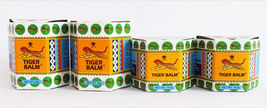 Tiger Balm White Ointment Relief Muscular Aches Pains 10 G - $4.69