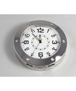 Mini Camera Clock Pendulum Video Recorder Silver Pinhole Surveillance 72... - $24.59