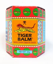 TIGER BALM RED Ointment Relief Muscular Aches Pains Flatulence 19.4 g - $5.59