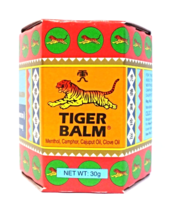TIGER BALM RED Ointment Relief Muscular Aches Pains Flatulence 10 g - $5.99