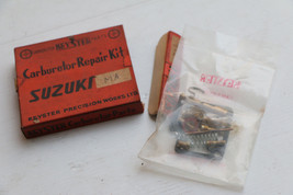 Suzuki 50 Selpet MA 50MA MD Carburetor Repair Kit Nos - $23.99