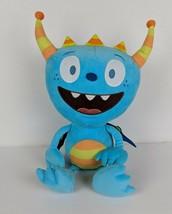 Disney Coby Hugglemonster Blue Plush Stuffed Animal Toy - $14.86