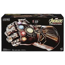 Hasbro MARVEL LEGENDS AVENGERS Thanos INFINITY GAUNTLET ELECTRONIC FIST New - $148.49