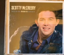 MCCREERY, SCOTTY - AMERICAN IDOL SEASON 10 HIGHLIGHTS - CD - EX-LIBRARY - $6.93