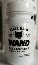 BLACK MAGIC SUPPLY WAND / PERFORMANCE / PLEASURE / BLOOD FLOW / STAMINA ... - $48.99