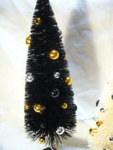 (3) Bethany Lowe Halloween Confetti Trees image 2
