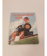 The Rattle- Rattle Train~ Wonder Books 1974 First Library Edition - $5.93