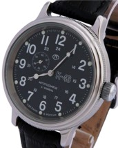 Vostok Retro Kirovskie K43 540854 /2415 Russian Classic Watch Black 1943 - $108.89