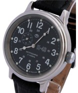 Vostok Retro Kirovskie K43 540854 /2415 Russian Classic Watch Black 1943 - €97,45 EUR