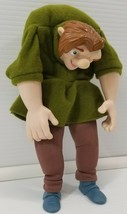 N) Burger King Disney Hunchback of Notre Dame Quasimodo Hand Puppet Figure - $9.89