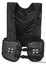 Bike football Xtreme lite hard shell rib pad protection guard vest NEW B... - $18.99