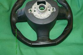 06-09 Volkswagen Rabbit GTi 3 Spoke Leather Steering Wheel w/ DSG Shift Paddles image 8