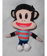 Paul Frank Talking Julius Jr Monkey Talk-O-Matic Plush Stuffed Animal - $14.83
