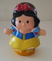 Fisher Price Little People Walt Disney's SNOW WHITE Seven Dwarfs 2012 Pr... - $27.88