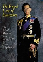 The Royal Line of Succession Patrick Montague-Smith image 2