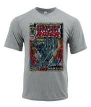 Ghost Rider Dri Fit graphic Tshirt moisture wicking superhero comic book SPF tee image 2