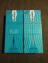 2x EAD Blue Ocean Women's Perfume Spray 2.5 oz ea. like Ralph Lauren Blu... - $18.21