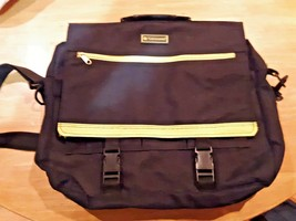 samsonite laptop carry bag bookbag attache - $13.36