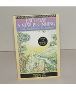 Each Day a New Beginning by Hazelden Publishing : A Special Ed of Two Bo... - $12.00
