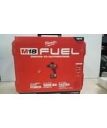 """Milwaukee 2803-22 M18 FUEL 1/2"""" Drill Driver Kit New - $218.45"""