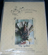 A Cotton Ginny THE GOBLER Wall Door Hanging Pattern  image 1