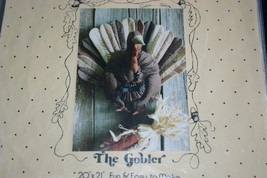 A Cotton Ginny THE GOBLER Wall Door Hanging Pattern  image 2