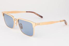 DITA ARISTOCRAT DRX 2076-D LTD-54 18K Gold Dark Blue Sunglasses 2076 D - $692.01