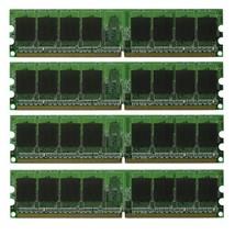 4gb (4x1gb) PC Escritorio Memoria Pc2-5300 Ddr2-667 para Dell Optiplex G... - $12.86