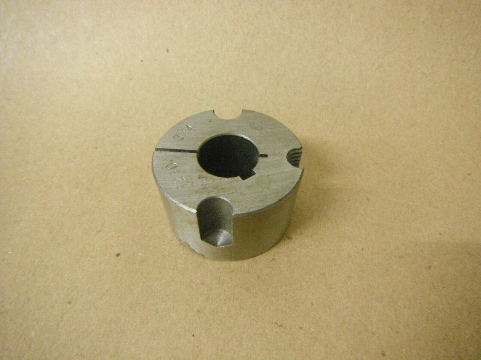 Primary image for 1210 3/4 TAPERED BUSHING MISSING HARDWARE