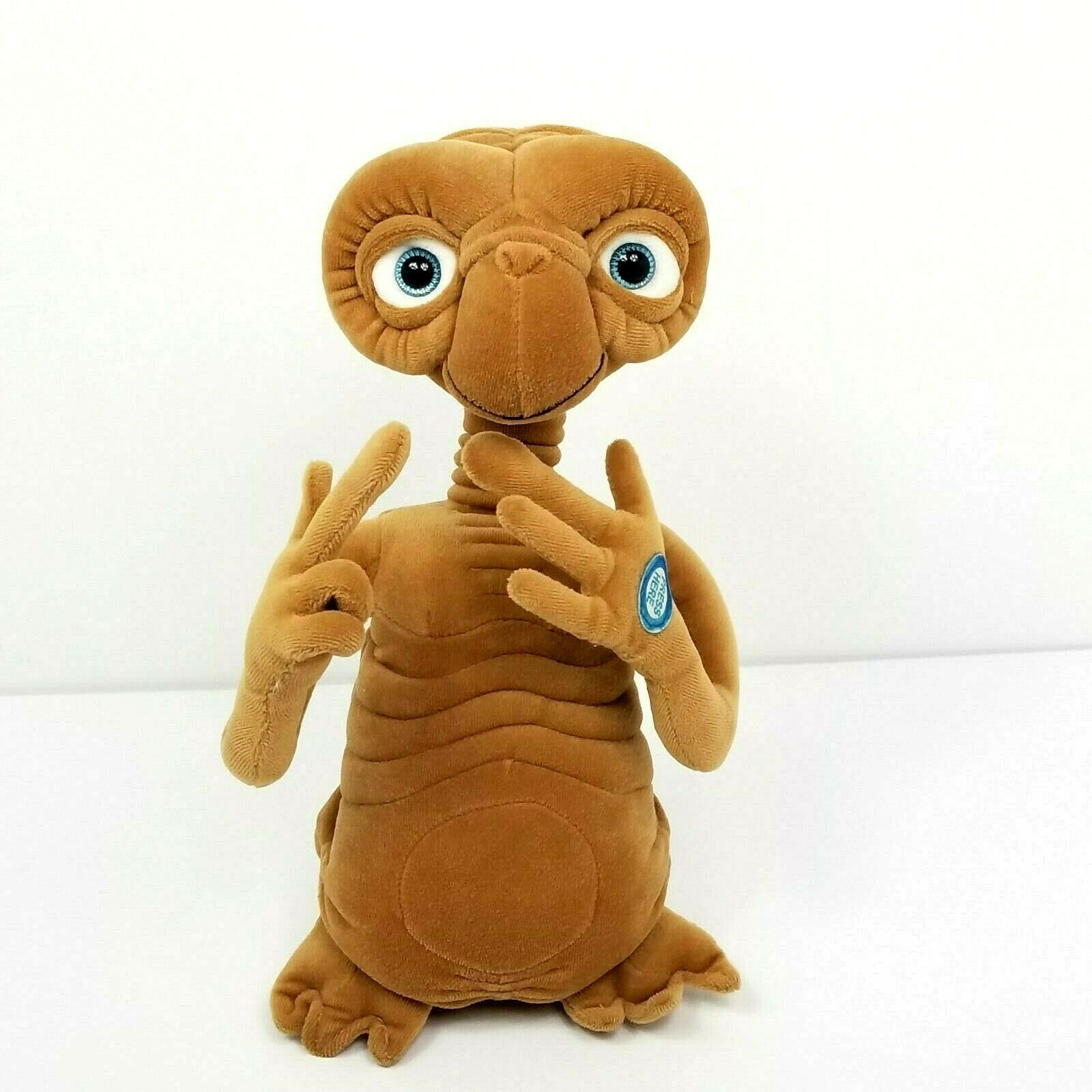 "E.T. The Extra Terrestrial Talking Light Up Plush Figure 12"" Toys R Us Exclusive"