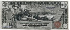 1896 B $1 Silver Certificate FR#224 Tillman/Morgan Rare Coin - $995.00