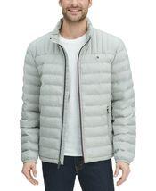 Tommy Hilfiger Men's Ultra Loft Packable Puffer Jacket Heather Grey image 4