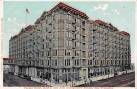 Palace Hotel San Francisco California 1905c postcard - $6.93